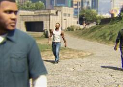 Vidéo : Des répliques de CJ, Franklin et Lamar ont été mises en musique dans GTA V