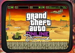 Le Konami Code s'est glissé parmi les bornes d'arcade de GTA Online !