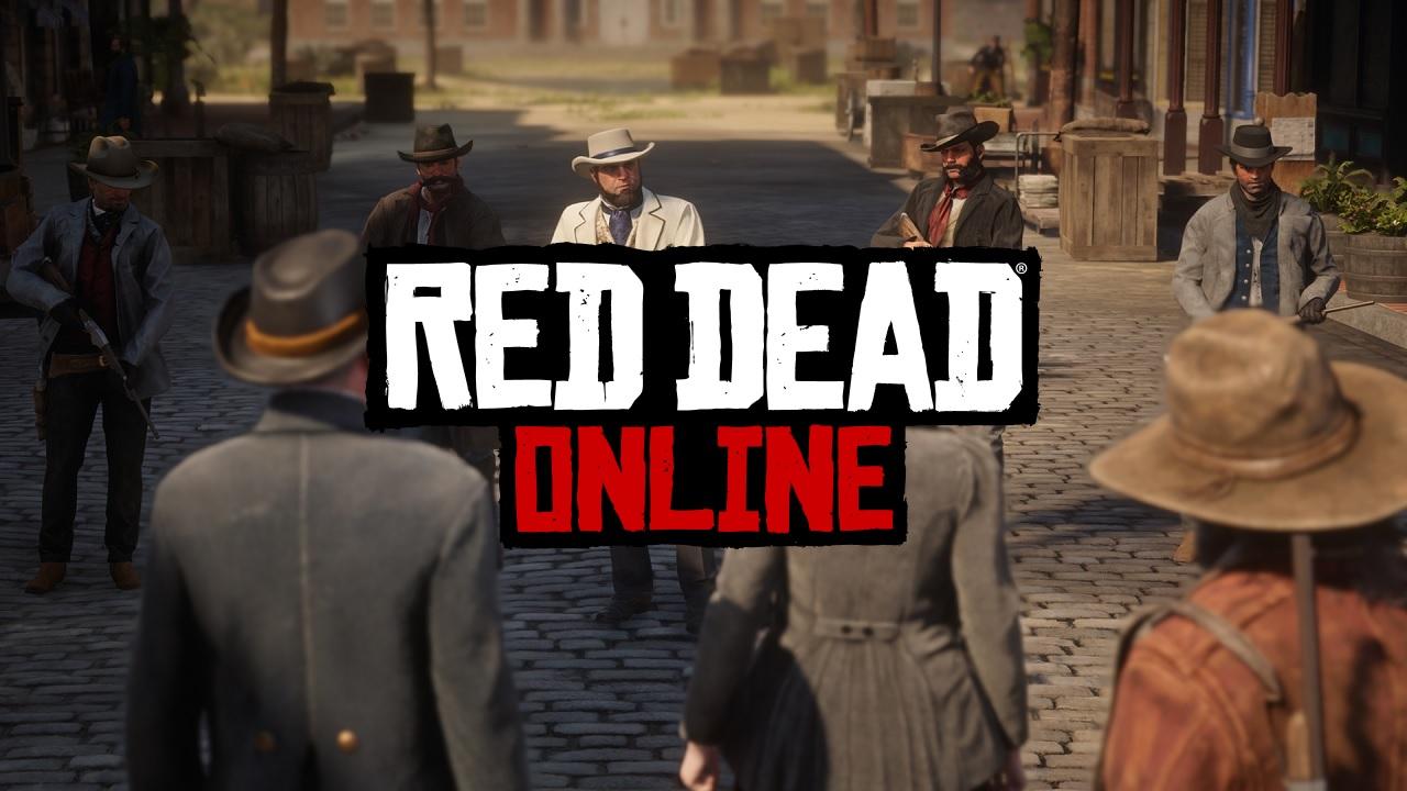 Red Dead Online Une terre d'opportunités