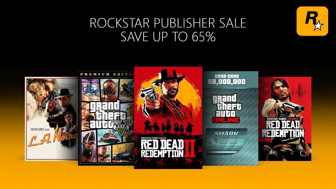 Offres Rockstar