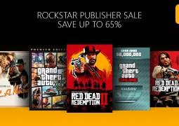 """Les """"Offres Rockstar"""" actuellement proposées sur Xbox One"""