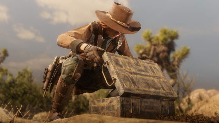 Collectionneur Red Dead Online