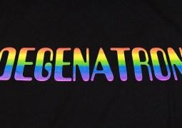 """Le t-shirt """"Degenatron"""" désormais en vente sur le Rockstar Warehouse"""