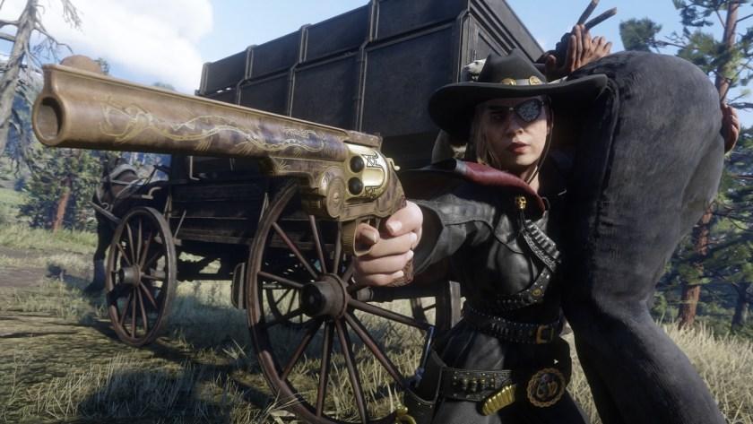 Chariot chasseur de primes