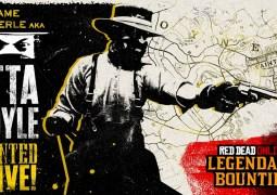 Une mise à jour du jeu et la criminelle légendaire Etta Doyle désormais recherchée sur Red Dead Online !