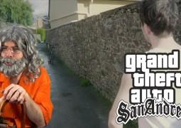 Quand GTA San Andreas est raconté avec humour par Joueur Du Grenier !