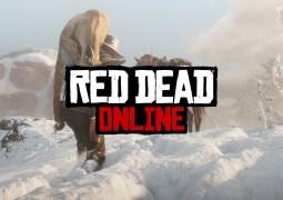 De la neige sur les terres de Red Dead Online à Noël ?