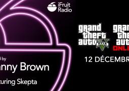 """La nouvelle radio """"iFruit"""" débarque le 12 décembre dans GTA V et GTA Online"""