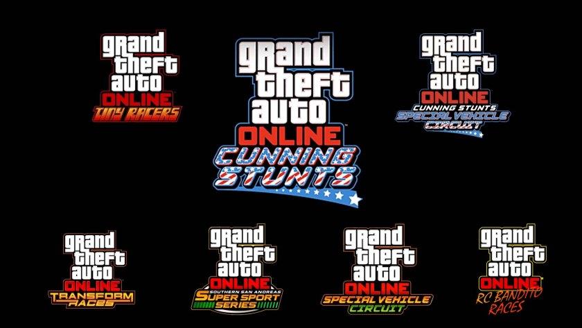 GTA Online Mise à Jour Racing