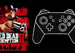 Que signifie cette manette de Switch Pro sur Red Dead Redemption II ?
