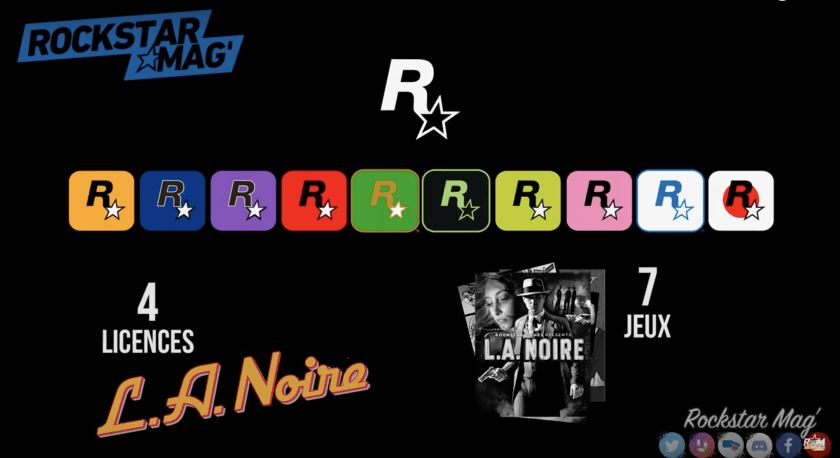 Seconde Période Rockstar Games 2010 - 2019