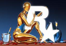 Le site de Rockstar Games se met à jour avec un nouveau design
