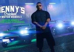 De grosses réductions au Benny's Original Motorworks cette semaine sur GTA Online !