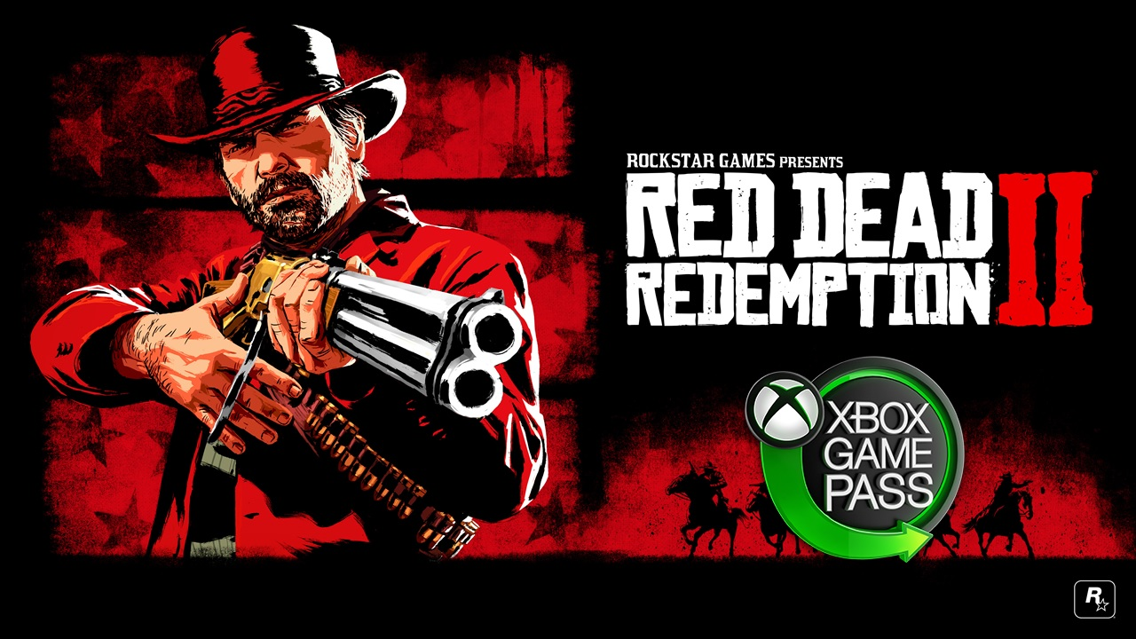 Red Dead Redemption II Xbox Game Pass