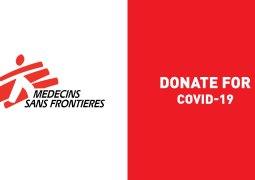 Rockstar Mag se joint à Médecin Sans Frontières face au COVID19