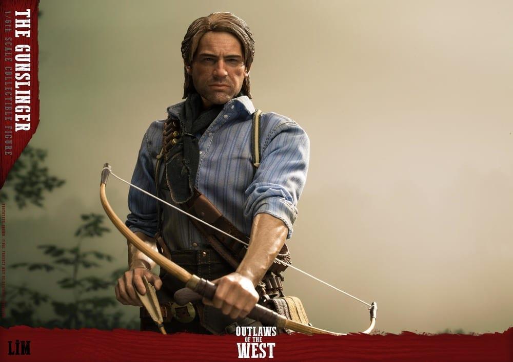 Figurine Gunslinger Red Dead Redemption II (3)