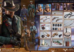 Red Dead Redemption II : Deux figurines non-officielles en précommande sur Internet