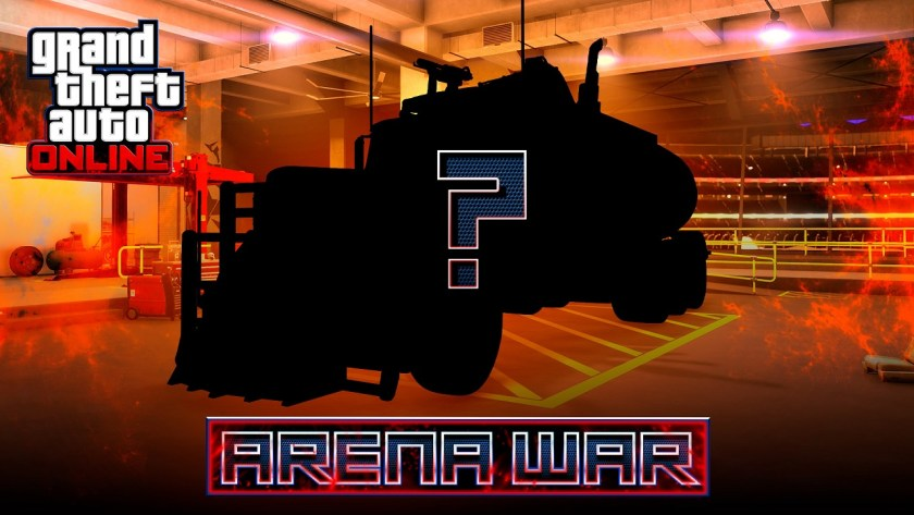 Arena War Mystery