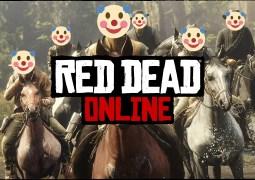 Red Dead Online : Les joueurs déguisés en clowns pour protester contre l'état actuel du jeu