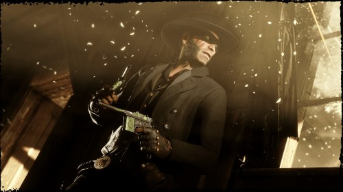 série fusillades Red Dead Online