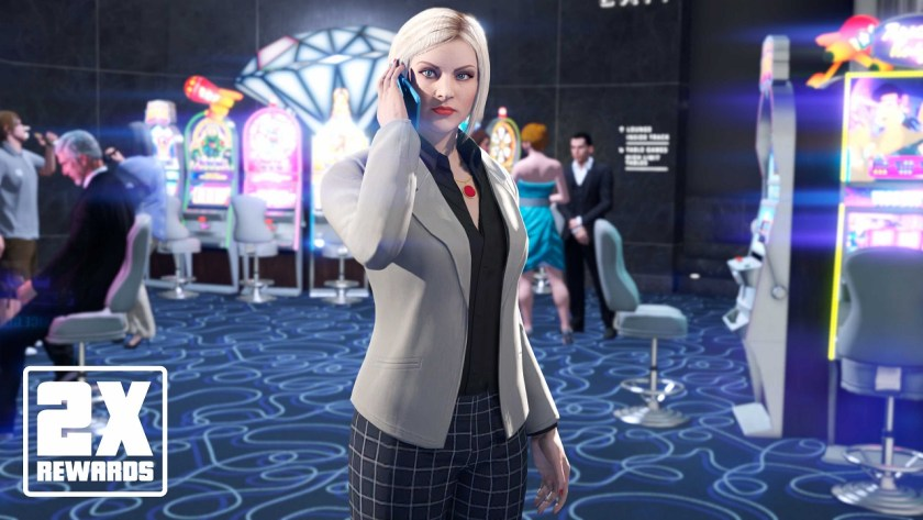 2x Missions du casino