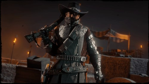 Chasseur Red Dead Online