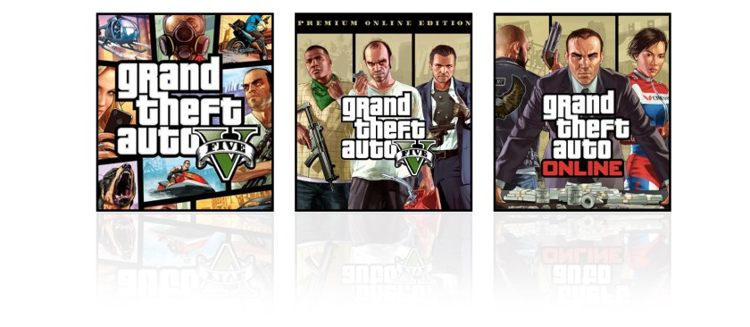 Collection GTA V PS5 et Xbox Series X
