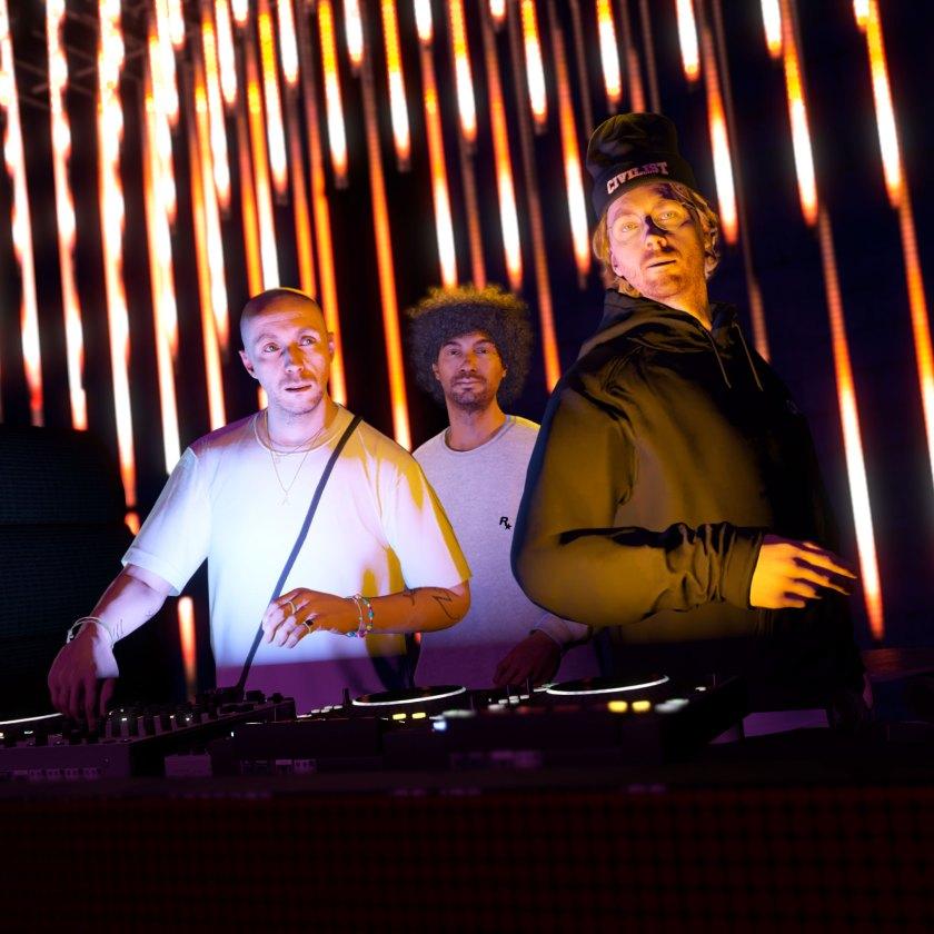 Nouveaux DJ Music Locker