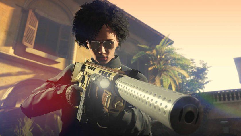 GTA Online Nouvelle Arme