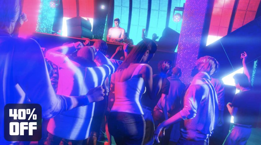 GTA Online Promotion Night Club
