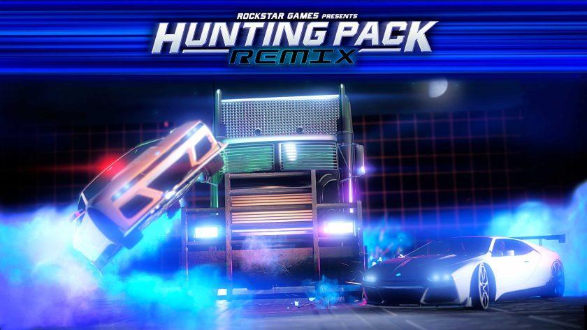 GTA Online Convoi Explosif Remix