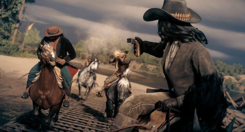 Courses de chevaux des réductions sur les vêtements dans Red Dead Online