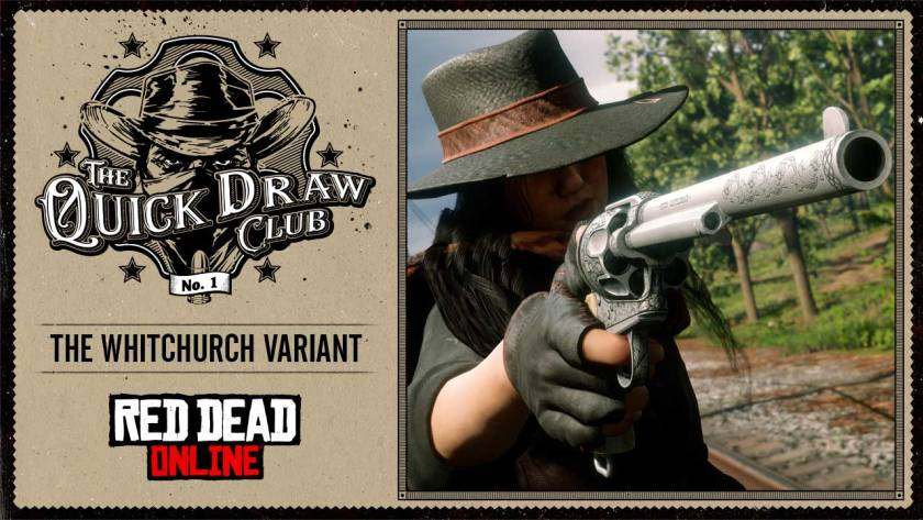 Le Club des fins tireurs dans Red Dead Online