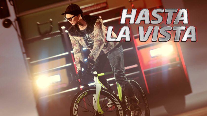 GTA Online Hasta la Vista