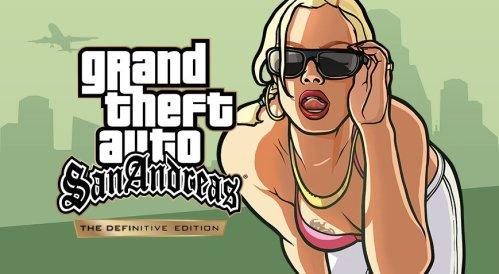 Artwork GTA San Andreas The Definitive Edition