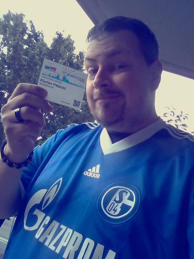 Schalke04 und dmexco 2013 , rockster.tv