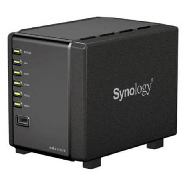 Synology Launch Event in Düsseldorf - Synology DS411Slim NAS-System - rockster.tv
