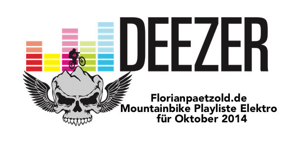 Deezer Mountainbike Playlist Elektro