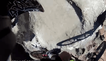 360-Grad-Jump Red Bull Rampage 2014