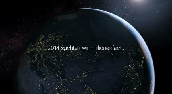 Google Jahresrückblick 2014