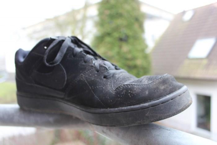 Deichmann und Nike Schuhe