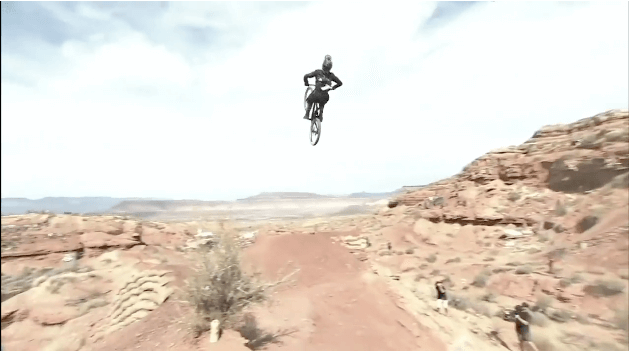 First double backflip