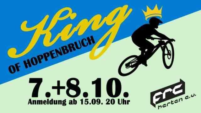 King of Hoppenbruch 2017 – 7.+8.10.