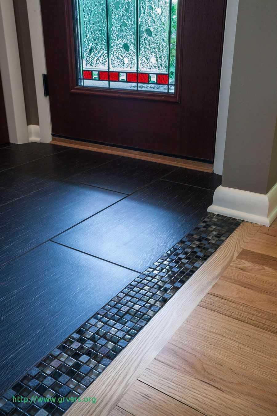 laminate flooring transition to door