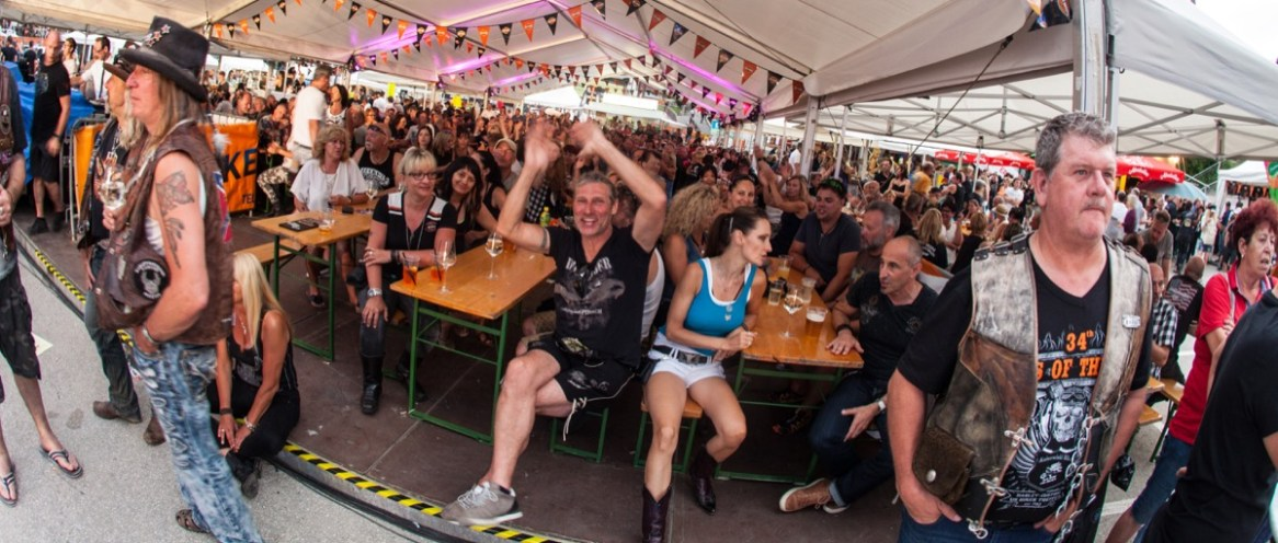 24.06.2017,Schladming, AUT, Rock the Roof, Harley Davidson Treffen, Figaro Pictures © 2017, PhotoCredit: Figaro / Markus Casna