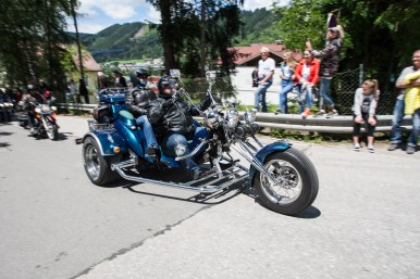 23.06.2018,Schladming, AUT, Rock the Roof, Harley Davidson Treffen, Figaro Pictures © 2018, PhotoCredit: Figaro / Markus Casna