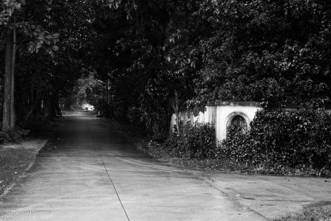 Promenade dans le quartier