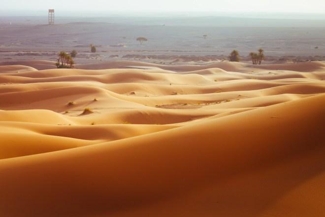 Desert du Sahara, Merzouga