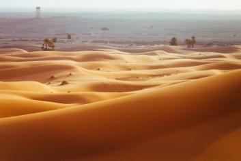 Dune, desert Merzouga