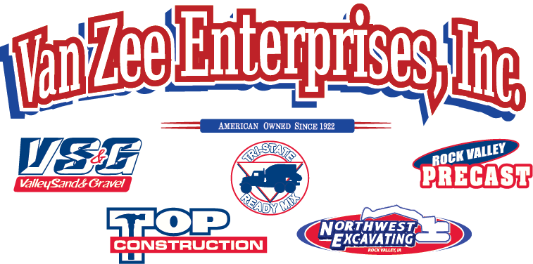 van zee enterprises logo